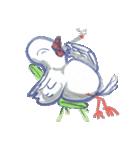錦花鳥のチョーちゃんⅡ(個別スタンプ:39)