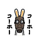ウザうさ2(花粉症編)(個別スタンプ:13)