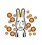 ウザうさ2(花粉症編)(個別スタンプ:29)