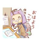 アニメーターさん、ファイトです!(個別スタンプ:01)