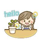 【春夏】大人ナチュラル♥2(日常)(個別スタンプ:03)