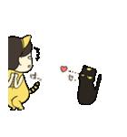 とにかくネコを愛してる(個別スタンプ:25)