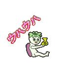 デカ文字ちゃん(個別スタンプ:09)