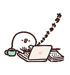 ゆるっと動く!カナヘイのピスケ&うさぎ(個別スタンプ:05)