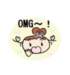 Lovely Coco・2(個別スタンプ:35)