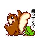 モモンガもんがまえ!(個別スタンプ:14)