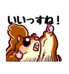 モモンガもんがまえ!(個別スタンプ:17)