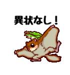 モモンガもんがまえ!(個別スタンプ:36)