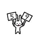 どうぶつたん (3月)(個別スタンプ:36)