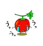 ミニトマトと一緒に天気。一緒に会話。(個別スタンプ:12)