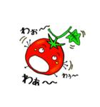 ミニトマトと一緒に天気。一緒に会話。(個別スタンプ:23)