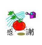 ミニトマトと一緒に天気。一緒に会話。(個別スタンプ:27)
