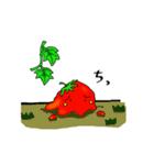 ミニトマトと一緒に天気。一緒に会話。(個別スタンプ:31)