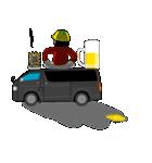 黄色いヘルメット3(個別スタンプ:40)