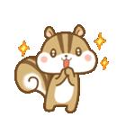おはなしリスさん☆(個別スタンプ:09)