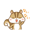 おはなしリスさん☆(個別スタンプ:24)