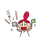 チャンスちゃん(個別スタンプ:23)
