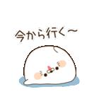 毒舌あざらし~学校編~(個別スタンプ:03)