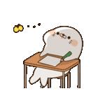 毒舌あざらし~学校編~(個別スタンプ:28)
