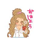 おんなのこたち【ラブラブカップル専用】(個別スタンプ:01)