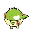 お茶の妖精さん 第2弾(個別スタンプ:38)