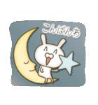 アンティークな月から来たウサギ(個別スタンプ:12)