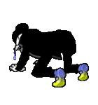 犬と猫 2(個別スタンプ:10)