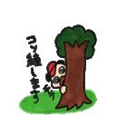 ゴルファーぱぐ(個別スタンプ:09)