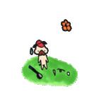 ゴルファーぱぐ(個別スタンプ:32)