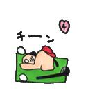ゴルファーぱぐ(個別スタンプ:36)