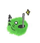 ゴルファーぱぐ(個別スタンプ:39)