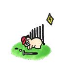 ゴルファーぱぐ(個別スタンプ:40)