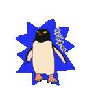 クールでニヒルなあいつはイワトビペンギン(個別スタンプ:29)