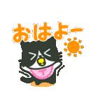 強気にゃんこのツヨキン【BABY編】(個別スタンプ:13)