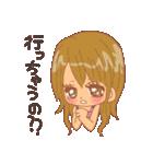 おんなのこたち【ラブラブカップル専用2】(個別スタンプ:04)