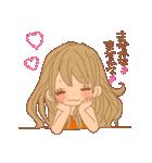 おんなのこたち【ラブラブカップル専用2】(個別スタンプ:06)