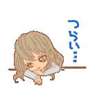 おんなのこたち【ラブラブカップル専用2】(個別スタンプ:32)