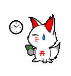 お稲荷くん3(言葉無し)(個別スタンプ:40)
