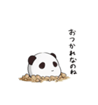 ぱんだ先輩!!(個別スタンプ:11)