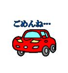 スポーツカーフレンズ1(個別スタンプ:05)