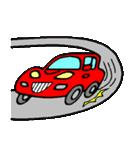 スポーツカーフレンズ1(個別スタンプ:25)
