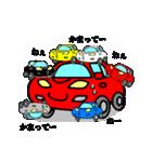 スポーツカーフレンズ1(個別スタンプ:38)