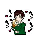 シーズー5(※ここ気持ちいいの?)(個別スタンプ:02)