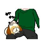 シーズー5(※ここ気持ちいいの?)(個別スタンプ:09)