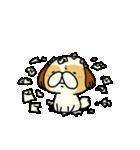 シーズー5(※ここ気持ちいいの?)(個別スタンプ:20)