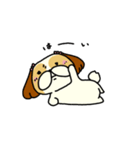 シーズー6(※でちゃった?)(個別スタンプ:09)