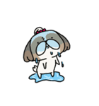 シーズー6(※でちゃった?)(個別スタンプ:40)