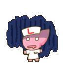休肝日!レバーちゃん(肝臓)スタンプ(個別スタンプ:24)