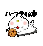 りるねこバスケットボール 2(個別スタンプ:25)
