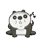 パンダでーす。(個別スタンプ:09)